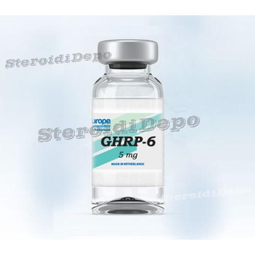 GHRP-6 пептиди