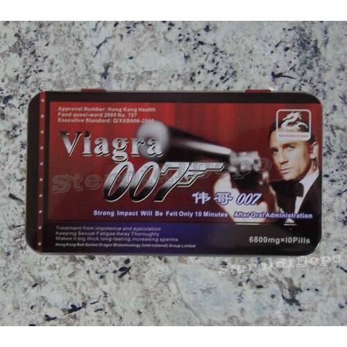 Viagra 007 - Виагра 007