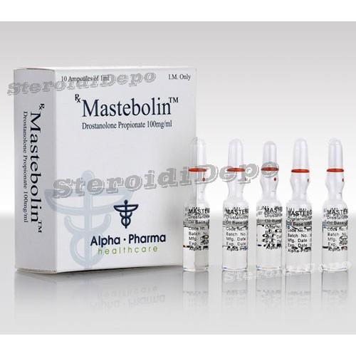 Мастерон (Mastebolin) Alpha