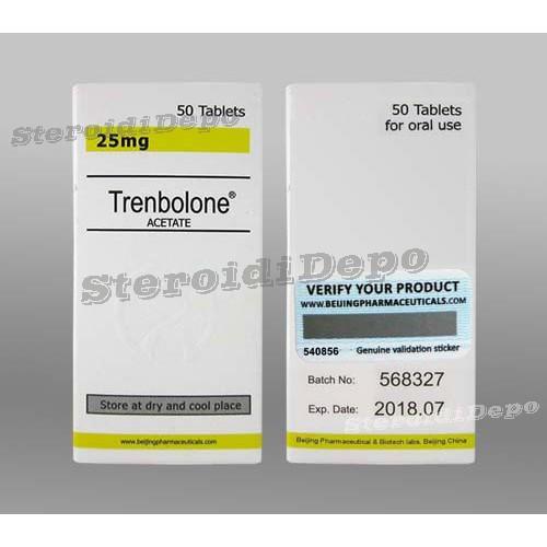 Тренболон - Trenbolone