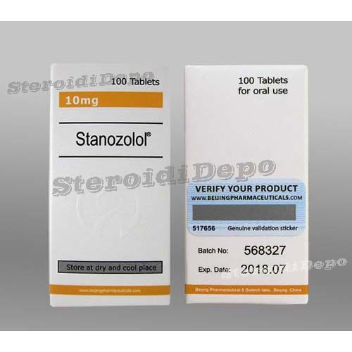 Винстрол (Stanozolol) Biotech