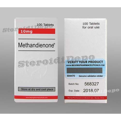 Метандиенон (Метан) Biotech