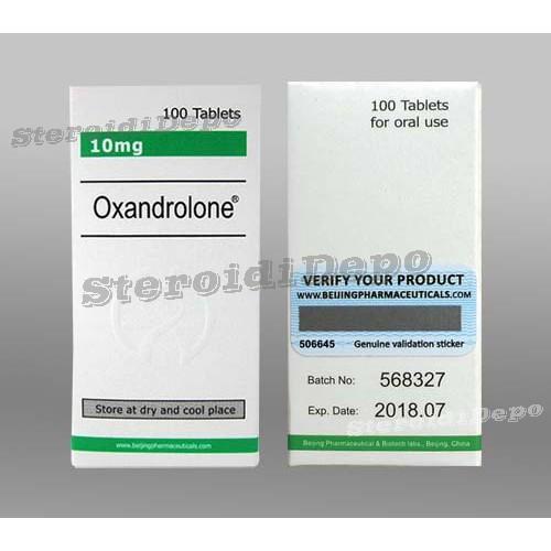 Анавар (Oxandrolone) BioTech