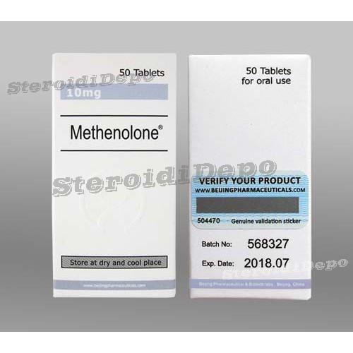 Примоболан - Biotech - Methenolone