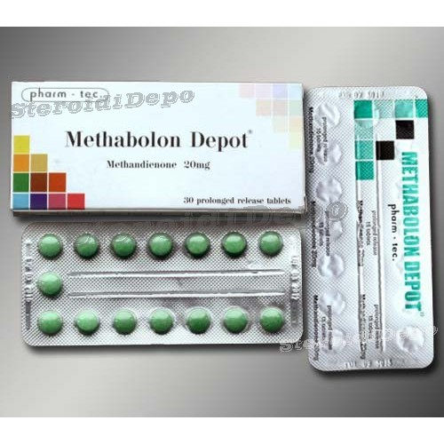 Methabolon Depot (Метандиенон) Pharm-Tec