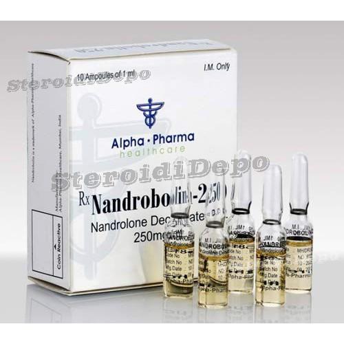 Nandrobolin 250 (Дека Дураболин) Alpha Pharma