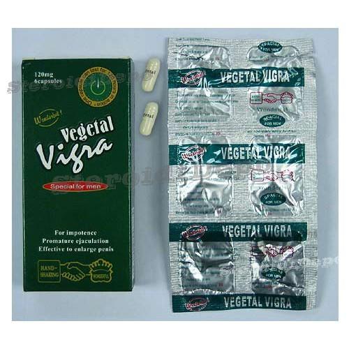 Vegetal Vigra (Виагра)