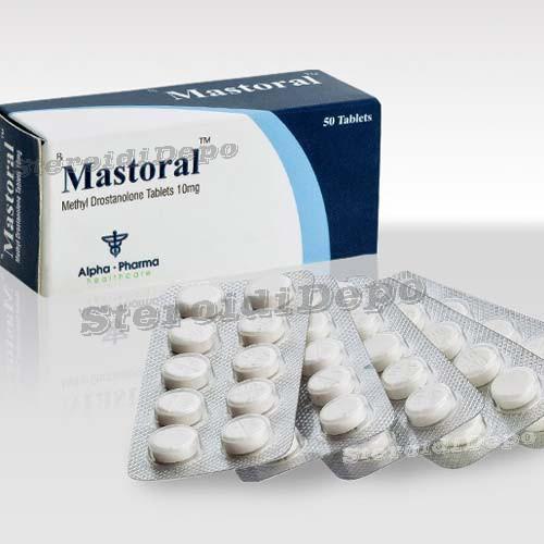 Mastoral (Мастерон) Alpha Pharma