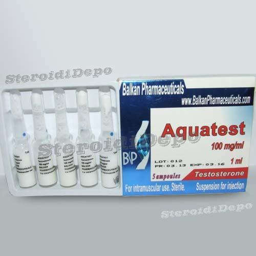 Aquatest - Тестостерон суспензия