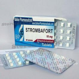 Strombafort (Винстрол) Balkan-Pharmaceuticals