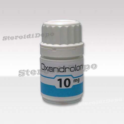 Oxandrolone (Анавар) Estopharma