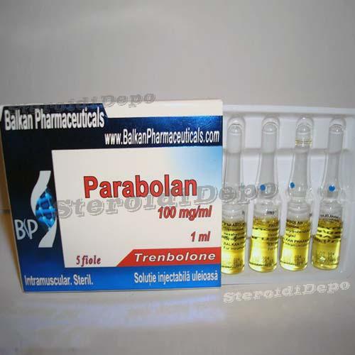 Parabolan (Параболан) Balkan pharmaceuticals