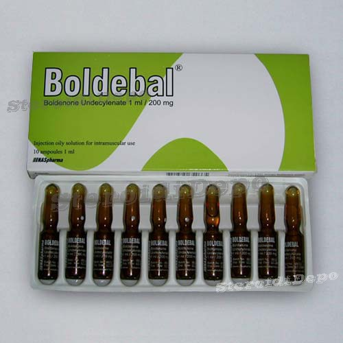 Болденон (Boldebal) Naspharma