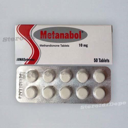 Metanabol (Метандиенон) NASpharma