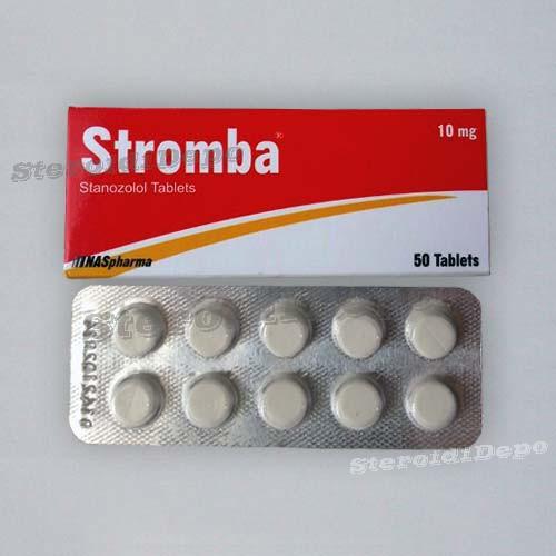 Винстрол (Стромба) Naspharma