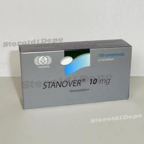 Stanover Vermodje - Становер таблетки