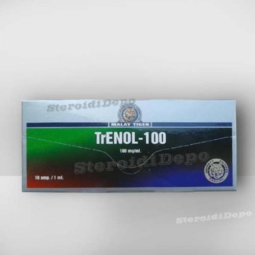 Trenol-100 (Тренболон енантат) Malay Tiger