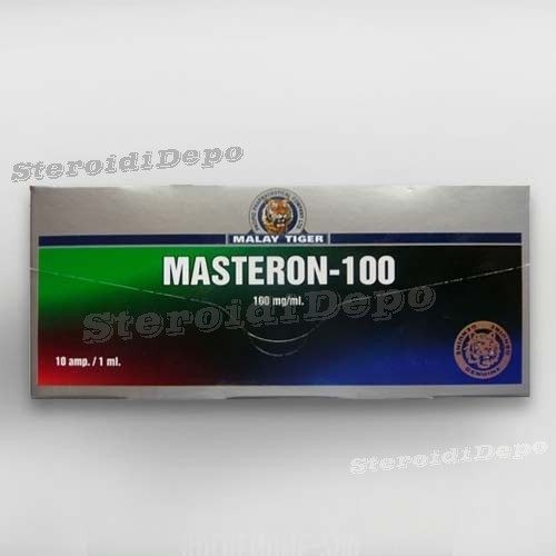 Masteron-100 Malay Tiger - Мастерон