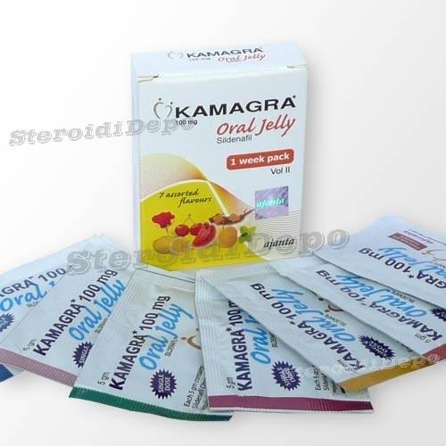 Камагра гел (Kamagra Oral Jelly)
