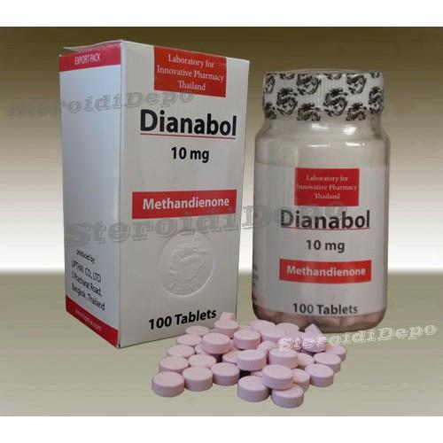 Dianabol - Метандиенон - Lipthai
